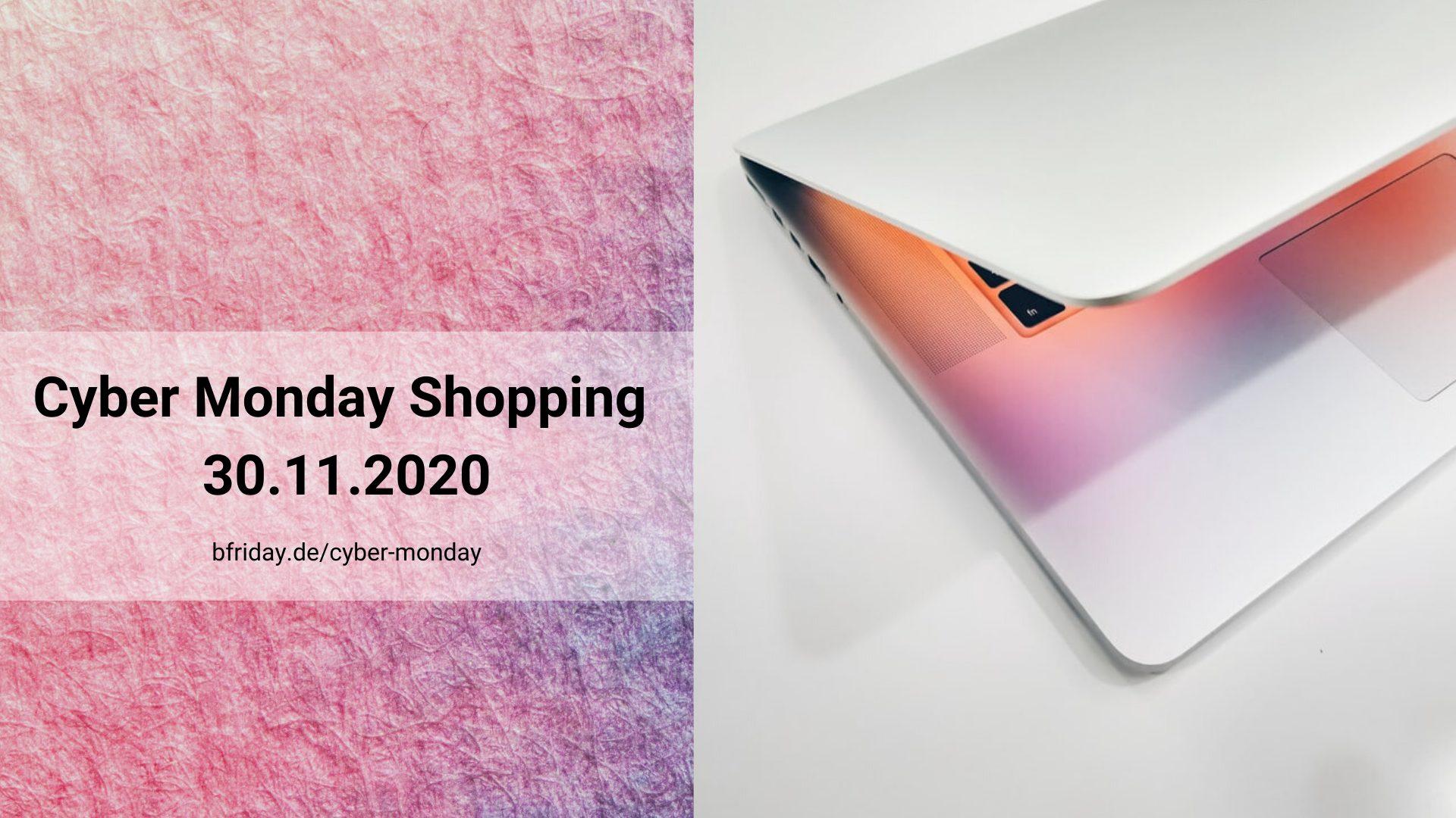 Cyber Monday Shopping 2020
