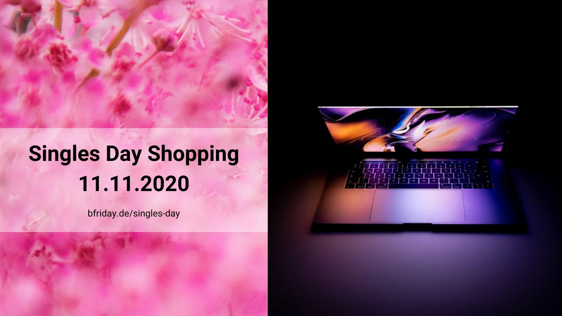 Singles Day Shopping 2020