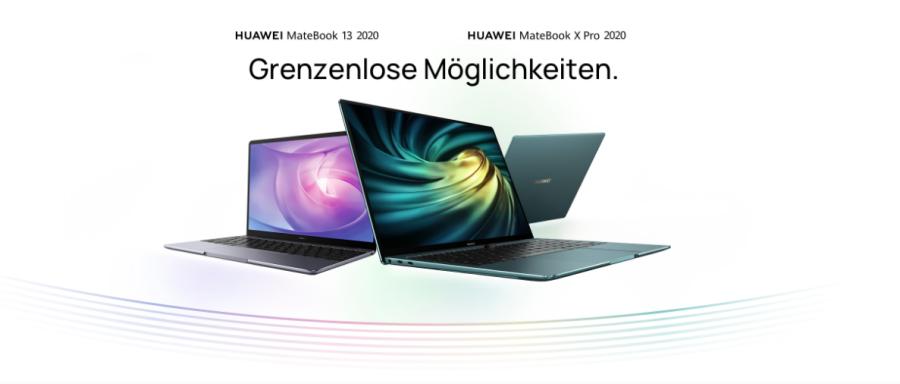 Huawei MateBook Aktion