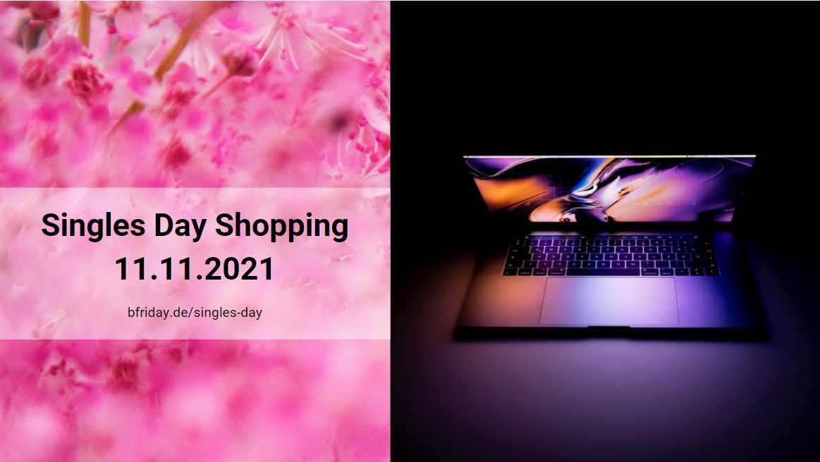 Singles Day Shopping 2021